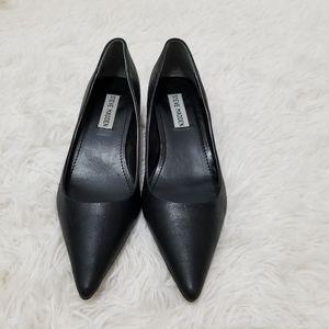Steve Madden Sybel Kitten Heels Shoes, 7M